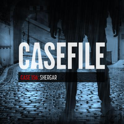 Cover art for Case 156: Shergar