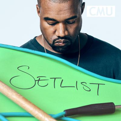 Cover art for Kanye West puts record deals in the spotlight
