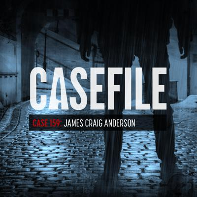 Cover art for Case 159: James Craig Anderson