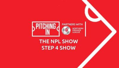 Cover art for Pitching In NPL Step 4 Show - August 2021