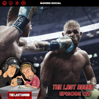 Cover art for 160: Review Canelo-Saunders, Special Guest Chris