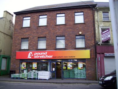 Cover art for Haunted Poundstretcher Store In Larne Part 2