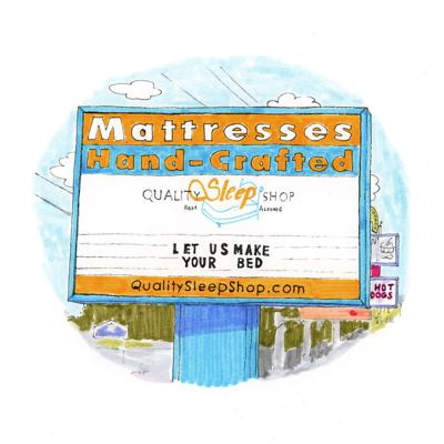 Cover art for Going to the Mattresses