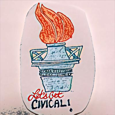 Cover art for Let's Get Civical!