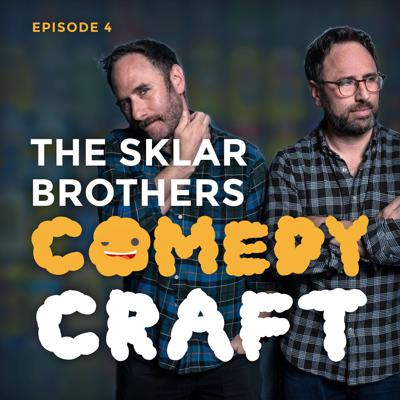 Cover art for Ep. 4 - The Sklar Brothers feel the guilt with