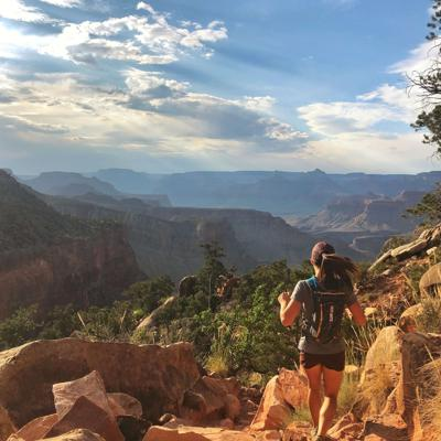 Episode #4 - Running In Grand Canyon