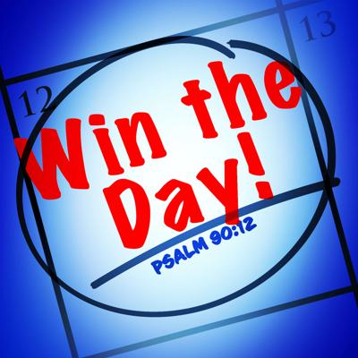 Cover art for Win the Day!