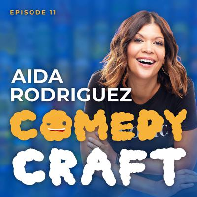 Cover art for Ep. 11 - Aida Rodriguez sipping on