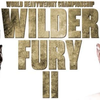 Cover art for The Big Fight Preview - Deontay Wilder vs Tyson Fury II