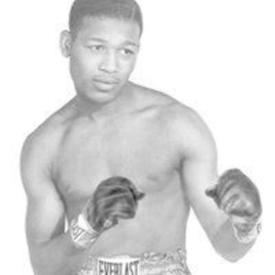 Cover art for Sugar Ray Robinson