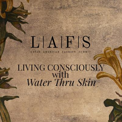 Cover art for Living Consciously with Water Thru Skin