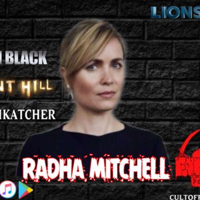 Cover art for Radha Mitchell Interview