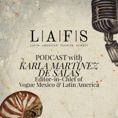 Cover art for An Intimate Conversation on Leadership with Karla Martinez de Salas