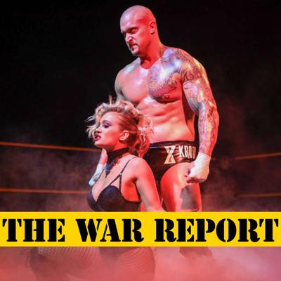 Cover art for The War Report: Episode 31 w/ OGJOHNNY5 (Fall & Pray)