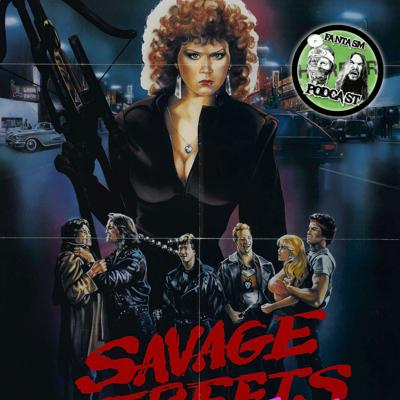 Cover art for 84: Savage Streets (1984)