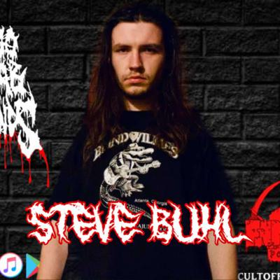 Cover art for Steve Buhl of 200 STAB WOUNDS Interview