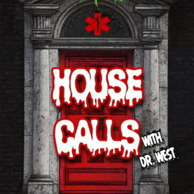 Cover art for HOUSE CALLS with DR. WEST vol.2: Porno Proton