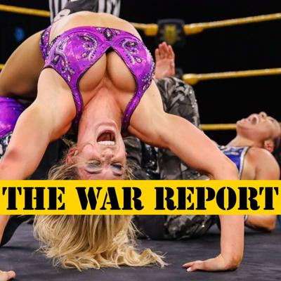 Cover art for The War Report: Episode 30 (Poisoned Pixie)