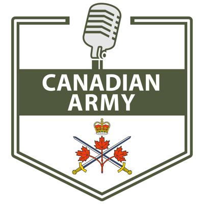 Cover art for Canadian Army Podcast Trailer (S1 E1)