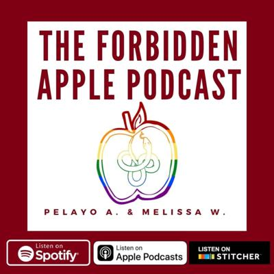 Cover art for The Forbidden Apple: You are Enough