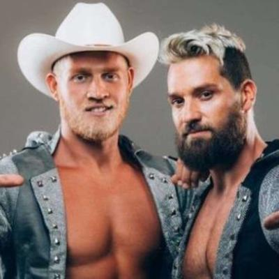 Cover art for MLW's Ross & Marshal Von Erich on Carrying on the Family Legacy, Chemistry With The Dynasty, More