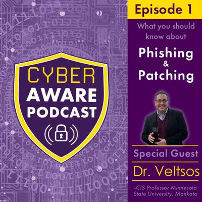 Cover art for Phishing and Patching