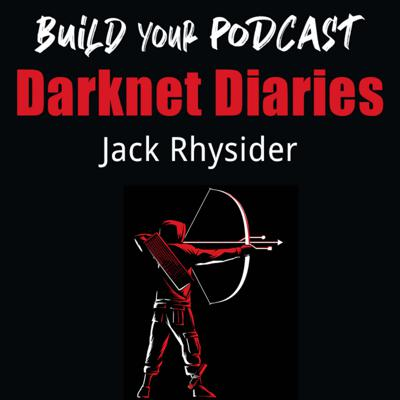 Cover art for Darknet Diaries - Jack Rhysider