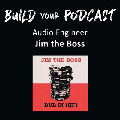 Cover art for Audio Engineer - Jim the Boss