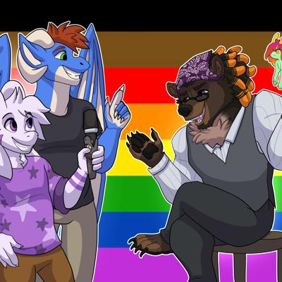 Cover art for Interview With Pan - London, Black Nerdiness, & Paws