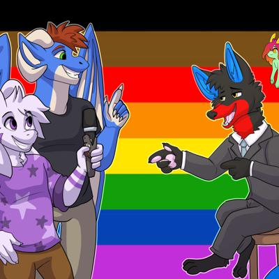 Cover art for Interview With Mark Lee - Murrsuits, Self Image, & Furcons
