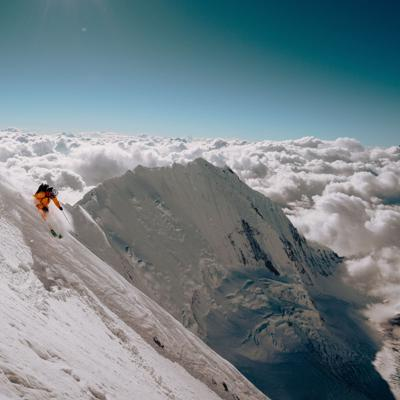Cover art for On Lhotse with Filmmakers Dutch Simpson and Nick Kalisz