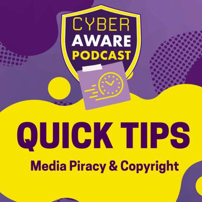 Cover art for Quick Tips: Media Piracy & Copyright