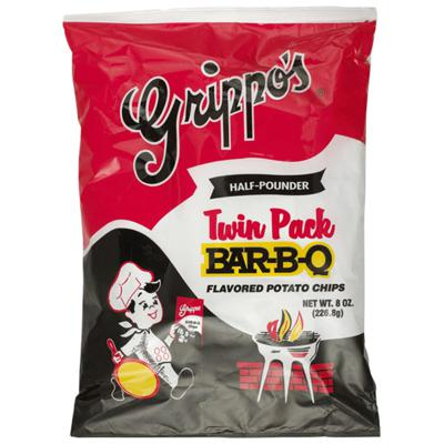 Cover art for Episode 28 : Grippo's - Bar-B-Q Flavored Potato Chips