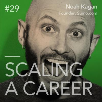Cover art for #29 Noah Kagan (Founder, Sumo.com) - Have fun, create value and do it consistently