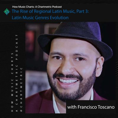 Cover art for The Rise of Regional Latin Music: Latin Music Genres Evolution With Francisco Toscano