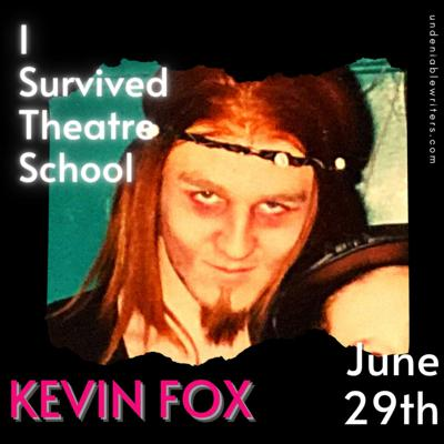 Cover art for Kevin Fox