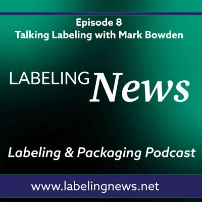 Cover art for Talking Labeling With Mark Bowden