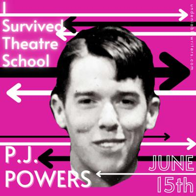 Cover art for P.J. Powers