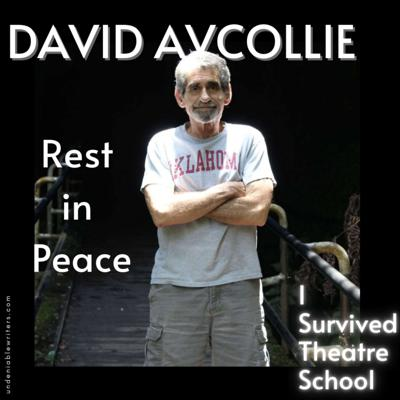 Cover art for R.I.P. David Avcollie