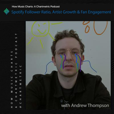 Cover art for Spotify Follower Ratio, Artist Growth & Fan Engagement With Components' Andrew Thompson