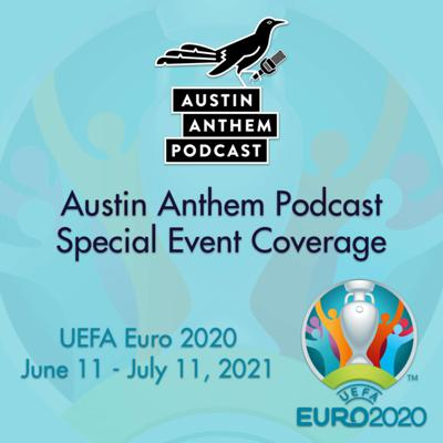 Cover art for Euro 2020 Special