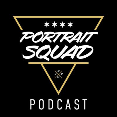 The official podcast of Portrait Squad. Kevin sits down with some of the best portrait photographers, models, and other creatives within the industry to learn more about them and their approach to the art. We'll also discuss general trends within the portrait photography community, gear, and relevant news.  Support this podcast: https://anchor.fm/portrait-squad/support
