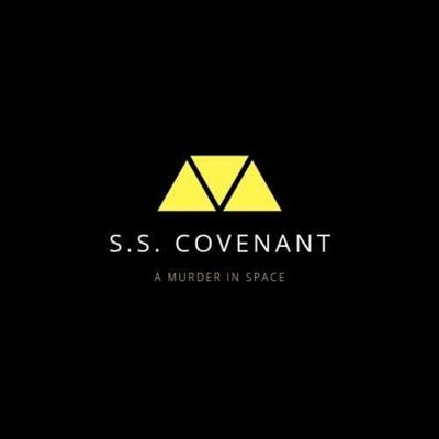 The SS Covenant is a murder mystery podcast. It's set on a space ship – named the SS Covenant – an undetermined amount of years in the future. Was the killer an alien, or a human? What makes us human? Created and voiced by Jack Dawdy, Abi Hillrich, Sarah Stone, and Shelby Farthing.
