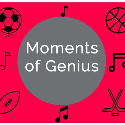 Moments of Genius with Peter Roman