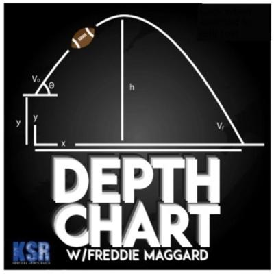 The Depth Chart Podcast provides in-depth football analysis from former UK quarterback Freddie Maggard. He breaks down the previous match up and previews the next week's opponent. You'll hear some exciting stories from someone who played through the SEC schedule. Freddie also answers fan questions and welcomes on some exciting guests.