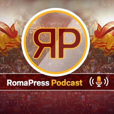 The official podcast of the number one English news source for all things AS Roma, RomaPress.net.