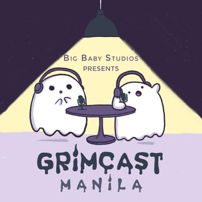 Grimcast Manila is a podcast of creepy stories from around the metro. Hosted by self-confessed scaredy-cat Antonette, the show invites a series of guests to come tell their ghost stories and other creepy tales. From things that go bump in the night to ghosts that seem to want to sing along, Grimcast features tales of real first-hand experiences.  So sit back, relax, and let's get spooky.  Grimcast Manila is produced, recorded, and distributed by Big Baby Studios.