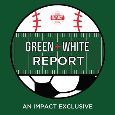 The Green & White Report is a weekly live radio show at 11 a.m. on Sundays produced by the student reporters of Impact Sports. The show features sports news and debates from across Michigan State's campus, as well as Detroit pro sports teams and the rest of the sports world.