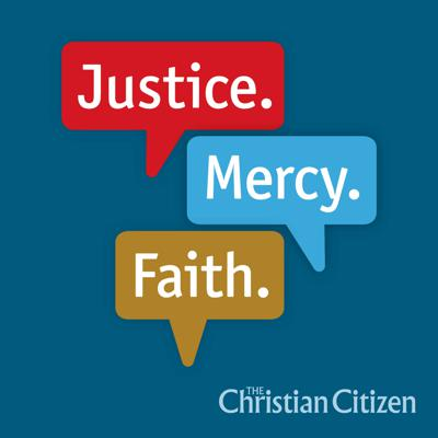 Justice. Mercy. Faith.