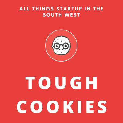 Welcome to the Tough Cookies podcasts where we interview individuals who build, scale and support startups. Brought to you from Nic, CTO and co-founder of CookiesHQ, these 30-minute podcasts explore the startup ecosystem of the South West, UK.